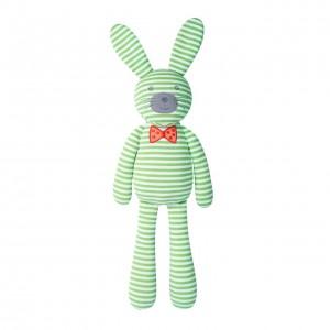 """Organic Farm Bunny - 18"""" farm bunny green"""