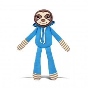 "supersonic sergio sloth - 14"" plush"