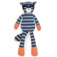 "Robbie Raccoon - 14"" Plush"