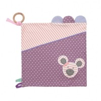 ballerina mouse activity blanket