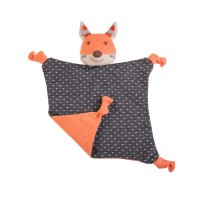 Frenchy Fox Blankie