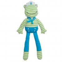 """skippy the frog - 14"""" plush"""