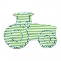 crinkle blankie - tractor