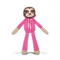 "superstar sally sloth - 14"" plush"