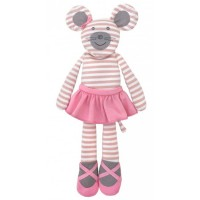 Ballerina Mouse - Plush