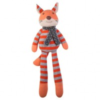 "Frenchy Fox  14"" Plush"